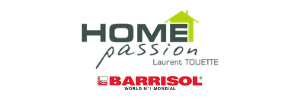 logo Home Passion Barrisol